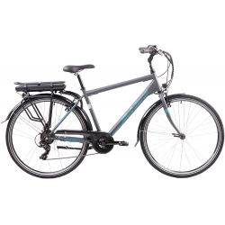"Chollo - F.lli Schiano E- Light 1.0 28"" Bicicleta eléctrica"