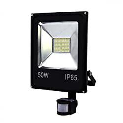 Chollo - Foco LED 50W Wolketon con Sensor de Movimiento (4000Lm)