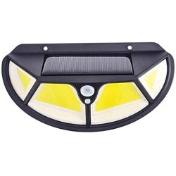 Chollo - Foco LED COB solar VISLONE 122LED
