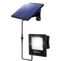 Chollo - Foco LED con Placa solar Hikeren