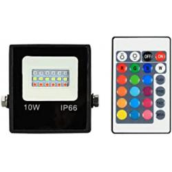Chollo - Foco LED exterior Vislone 10W RGB