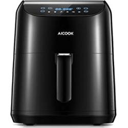 Chollo - Freidora sin aceite Aicook 5.5L 1700W - KZ-6011