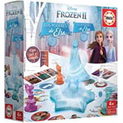 Chollo - Frozen II Los Poderes de Elsa Juego de mesa | Educa Borrás 18239