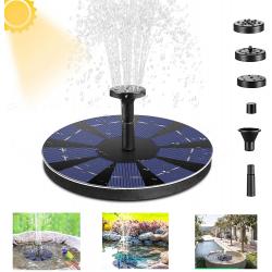 Chollo - Fuente solar Powcan 6 Boquillas 1200mAh