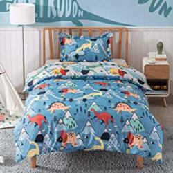 Chollo - Funda Nórdica Infantil Bedsure para cama de 90 (140x200)