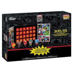 Chollo - Funko Pop Calendario de Adviento Mini Marvel 2019 (24 Figuras)