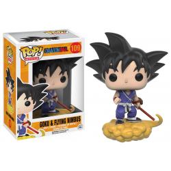Funko Pop Dragon Ball Goku en Nube Kinton 109 (7427)