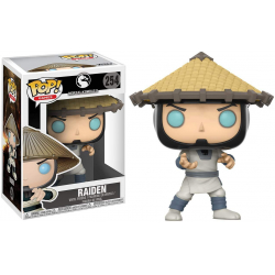 Chollo - Funko Pop Raiden Mortal Kombat