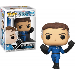 Chollo - Funko Pop Sr. Fantástico Reed Richards Los 4 Fantásticos (44985)