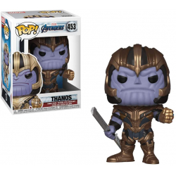 Chollo - Funko Pop Thanos Marvel Vengadores Endgame - 36672