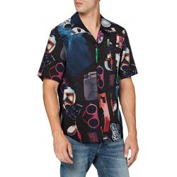 Chollo - G-Star RAW Bristum 1 Pocket Service Straight Camisa | D17061