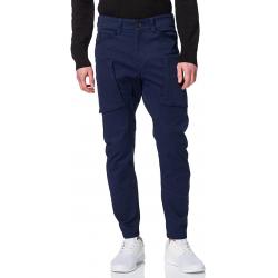 Chollo - G-Star Raw Zip Pocket 3D Skinny Cargo Pantalones hombre | D18928