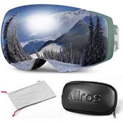 Chollo - Gafas de Esquí y Snowboard Allros