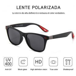Gafas de Sol Polarizadas UV400 Conchen