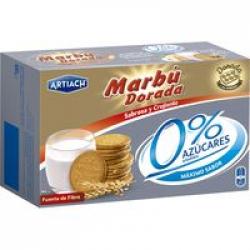 Chollo - Galletas Artiach Marbú Dorada 0% Azúcares añadidos (400g)