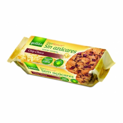 Chollo - Galletas Gullón Chip Choco Diet Nature Sin Azúcares Paquete 125g