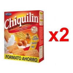 Chollo - Galletas Chiquilín de Artiach Pack 2x 875g