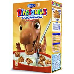 Chollo - Galletas de cereales con vitaminas Dinosaurus Artiach 350g