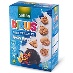 Chollo - Galletas Gullón Dibus Mini Cereales Angry Birds 250g
