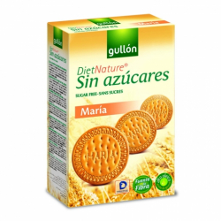 Chollo - Galletas Gullón Maria Diet Nature Sin Azúcares Caja 400g