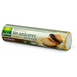 Chollo - Galletas Sandwich de chocolate Gullón Diet Nature 250g