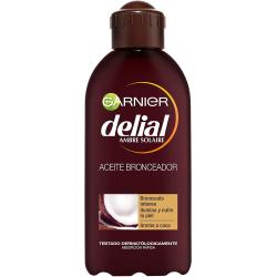 Chollo - Garnier Delial Aceite Bronceador Intenso Aroma a Coco 200ml | 3600540500878