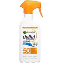 Chollo - Garnier Delial Protector Solar en Spray para Niños IP50+ (300ml)