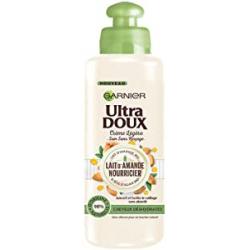 Garnier Ultra Doux Leche de Almendra nutritiva 200ml