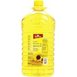 Chollo - Garrafa 5L Aceite refinado de girasol Gourmet