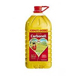 Chollo - Garrafa 5L Carbonell  Aceite de Oliva Suave 0,4º