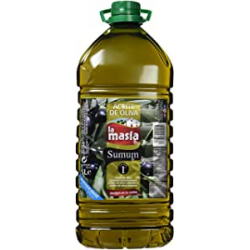Aceite de oliva La Masía Summun 5L