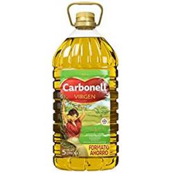 Garrafa de  Aceite de Oliva Virgen Carbonell (5L)