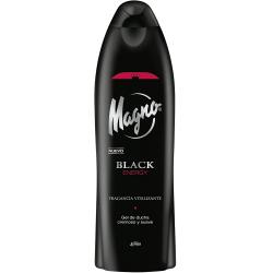 Chollo - Gel de Ducha Magno Black Energy 550ml