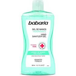 Chollo - Gel hidroalcohólico higienizante Babaria 300ml - 111-0601