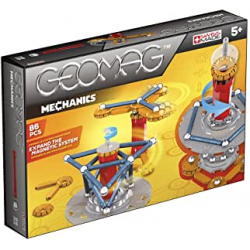 Chollo - Juego de Construcción Geomag Mechanics 721 (86 piezas)