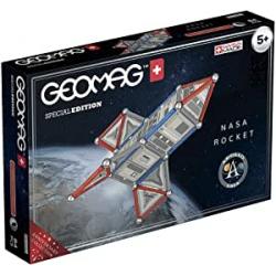 Chollo - Geomag NASA Rocket Special Edition 84 piezas | 810