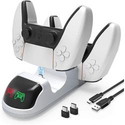 Chollo - Gifort QFO01 Base de carga dual para mandos de PS5