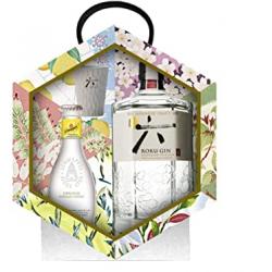 Chollo - Gin japonés Suntory Roku + Tónica y Vaso