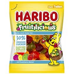 Chollo - Gominolas Haribo Fruitilicious 160g