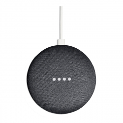 Chollo - Google Home Mini (Carbon/Tiza)