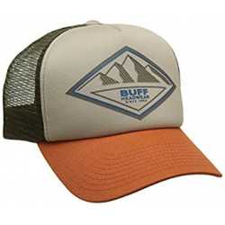 Chollo - Gorra Buff Trucker Cap Eucalyptus Nut