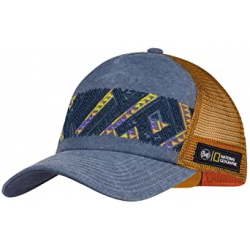 Chollo - Gorra Trucker Buff Kangkar Multi National Geographic