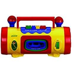 Chollo - Grabadora de casetes para Niños Elta K 1232