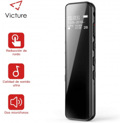 Chollo - Grabadora de Voz Digital Portátil Victure S5 8GB