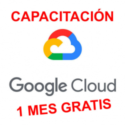Chollo - Gratis 1 mes de Capacitación de Google Cloud