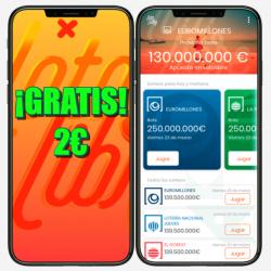 Chollo - Gratis 2€ para Loterías y Apuestas del Estado con LotoLibre