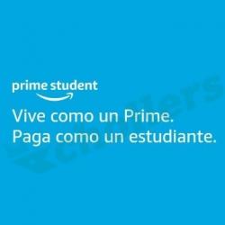 Chollo - Gratis 3 Meses Prime y luego solo 18€ al año con Prime Student