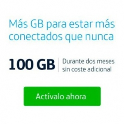 Chollo - Gratis 50GB al mes en Movistar