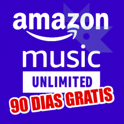 Chollo - Gratis 90 días de Amazon Music Unlimited (nuevos clientes)
