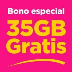 Chollo - Gratis Bono de Datos de 35GB en Jazztel por el Coronavirus